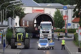 Polizei Bad Camberg Absicherung Von Schwertransporten In Hessen Wird Weitgehend