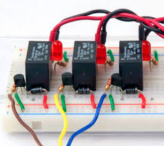 symbols outstanding solenoid valve wiring circuit relay meaning