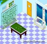 Game My New Room - decoration games