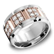 Gold Wedding Rings For Men by 28 Best Beautiful Rose Gold Wedding Rings For Men Eternity Jewelry
