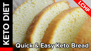 keto diet recipe quick u0026 easy keto bread keto rocks youtube