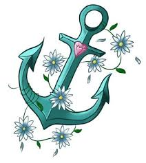 anchor design by loulalethal on deviantart
