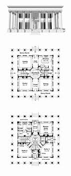 antebellum home plans plantation house plans home plans homepw 3 613 square