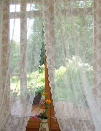 Ikea Kitchen Curtains Inspiration Inspiring Victorian Lace Curtains And Cotton Lace Curtains