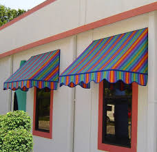 Striped Canopy by Residential Portfolio Bill U0027s Canvas Shop