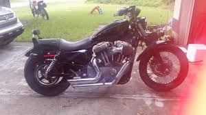 2008 harley davidson sportster nightster 1200cc motorcycles for sale