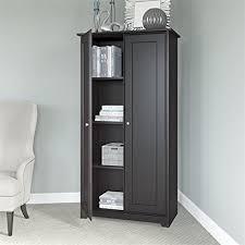 cabot lateral file cabinet in espresso oak bush cabot 2 door storage cabinet in espresso oak wall s furniture