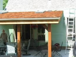 Decks With Roofs Pictures by Red Cedar Deck Associated Siding And Remodeling Omaha Nebraska