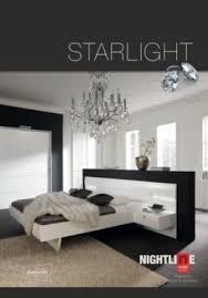 starlight schlafzimmer schlafzimmer nolte starlight in weiß mit swarovski elementen in