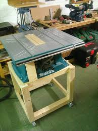 Cheap Table Saws Table Saw Cart By Sdc Lumberjocks Com Woodworking Community