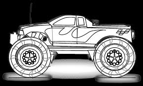 100 monster car coloring pages truck coloring page contegri