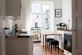 Smart Solutions If You Dont Have A Dining Room - Dining table in kitchen