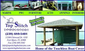 Upholstery Ft Myers Top Stitch Upholstery Inc Fort Myers Fl Us 33908