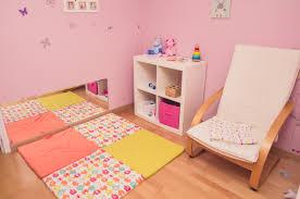 chambre bébé montessori aménager la chambre de bébé bébé et vous