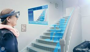 Mobility Stairs by Microsoft Hololens Revolutionizing Home Mobility Ireviews News