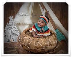 Infant Halloween Costume Etsy Baby Indian Costume Etsy