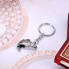 keepsake keychains hooami fresh water fish charm cremation jewelry memorial urn
