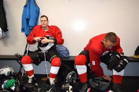 Blind Veterans Of America Blind Vets Take To The Ice In Saranac Lake News Sports Jobs