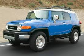 Pj Toyota Used 2007 Toyota Fj Cruiser For Sale Pricing Features Edmunds