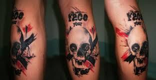 graffiti skull tattoos skull something resembling a genre