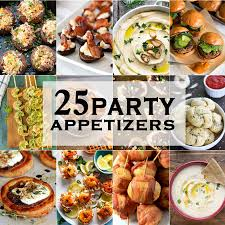 great appetizers for a party birthday party ideas