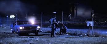 the with the blue mustang imcdb org 1965 ford mustang in the outsiders 1983