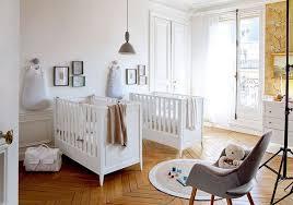 le sur pied chambre bébé lit de bébé 15 modèles tendance côté maison