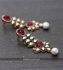 karigari earrings 25 best karigari jewellery images on charm bracelets