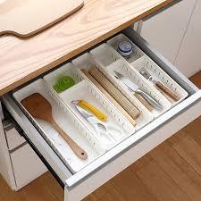 organisateur tiroir cuisine réglable nouveau accueil organisateur de tiroir cuisine diviseur de