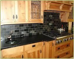 black glass backsplash kitchen backsplash ideas astounding black tile backsplash black tiles for