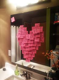 25 sweet gifts for him for valentine u0027s day gift sticky notes
