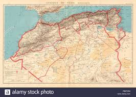 Map North Africa by French North Africa Stock Photos U0026 French North Africa Stock