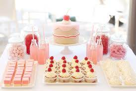sweet strawberry party inspiration