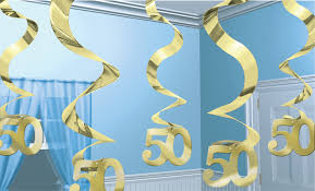 50th Birthday Party Decoration Ideas Gold Birthday Party Decorations Gold Party Decorations For The