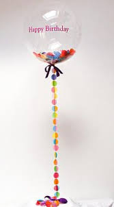 send a balloon in a box children s party accessories children s gifts balloons balloon