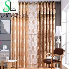 Yellow Brown Curtains Brown Curtains For Bedroom Colored Valances Green And Yellow