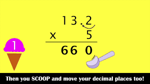 multiplying decimals multiplying decimals song