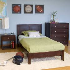 modeno 3 piece twin bed set
