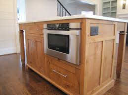 kitchen island with microwave kitchen island with microwave drawer homes design inspiration