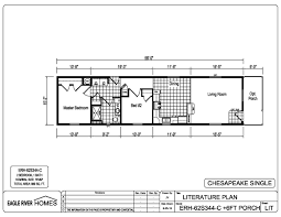 Rectangle Floor Plans Eagle River Homes U0027 Floor Plan Chooser