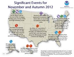 what was the date for thanksgiving 2012 national climate report november 2012 state of the climate
