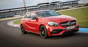mercedes amg 45 review 2016 mercedes amg a45 4matic review gtspirit