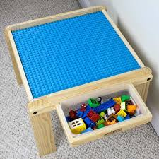 duplo table with storage creation table with storage duplo compatible activity table