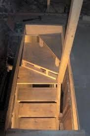 Narrow Stairs Design Space Saving Stairs Perfect Go Up Into Loft Conversion Without