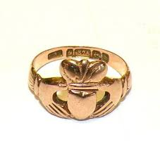 claddagh rings vintage claddagh ring ebay