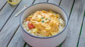 cuisiner le lieu jaune curry de lieu jaune et boulgour aux saveurs de l inde recette