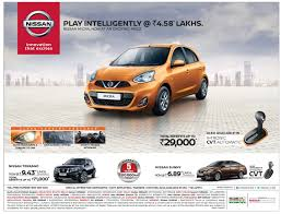 nissan micra diesel price in delhi nissan advert gallery