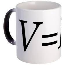 unique kitchen gift ideas cafepress ohm u0027s law formula unique coffee mug 11oz coffee cup