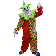Clown Costumes Old Clown Costume Ghoulish Productions
