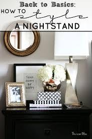 bedroom bedroom nightstand ideas 69 small bedroom nightstand